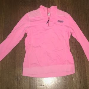Vineyard Vines Pink Shep Shirt
